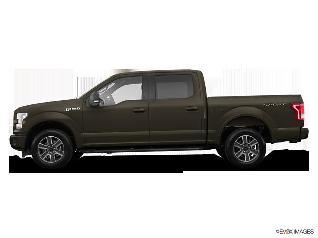 2016 Ford F-150 XLT | Sioux Falls, SD, Caribou Metallic (Brown & Beige), 4X4