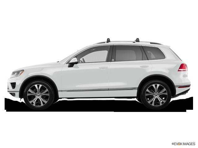 2017 Volkswagen Touareg V6 Wolfsburg   Sioux Falls, SD, Pure White (White), All Wheel