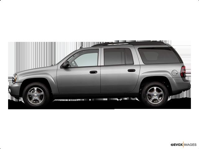 2006 Chevrolet TrailBlazer EXT LS | Sioux Falls, SD, Graystone Metallic (Gray), 4 Wheel