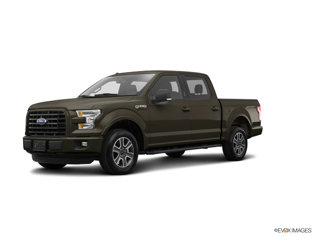 2016 Ford F-150 XLT, Caribou Metallic (Brown & Beige), 4X4