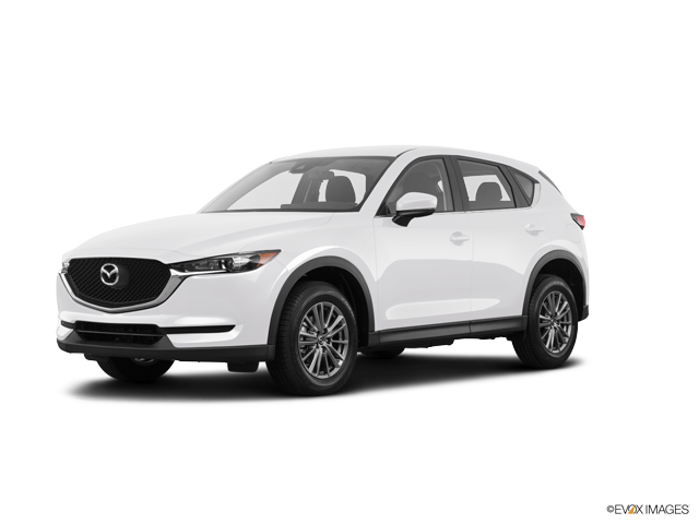 2018 Mazda CX-5 Touring, Snowflake White Pearl Mica (White), All Wheel