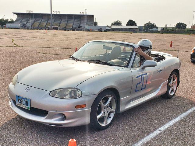 Fast Miata at SCCS