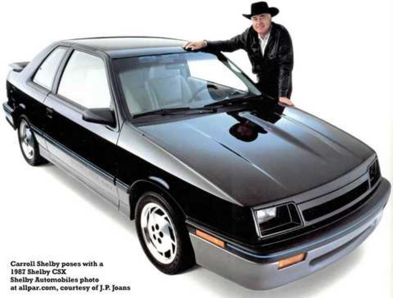 1987 Dodge Shadow Base