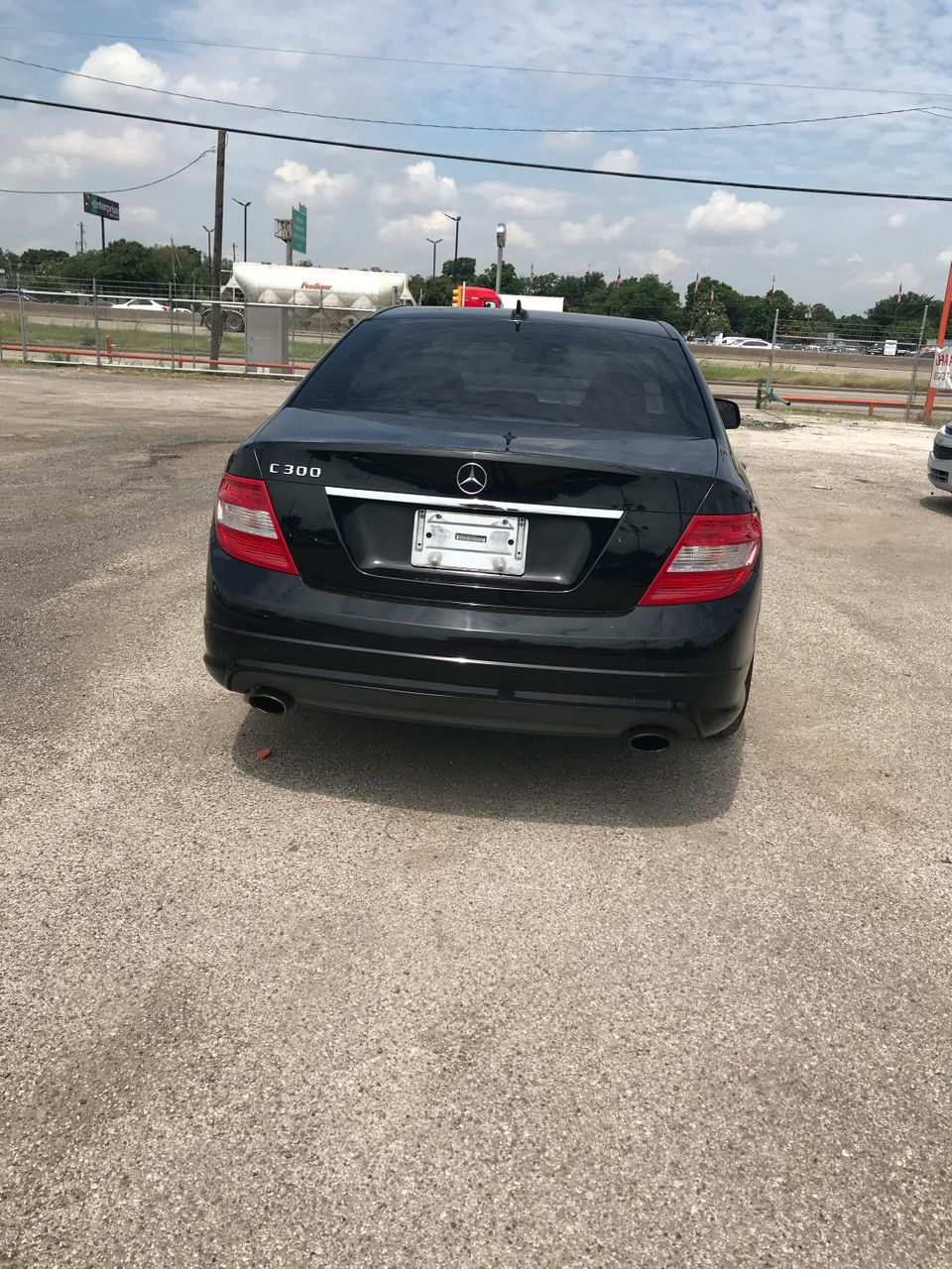 2009 Mercedes-Benz C-Class | Houston, TX, Black (Black)