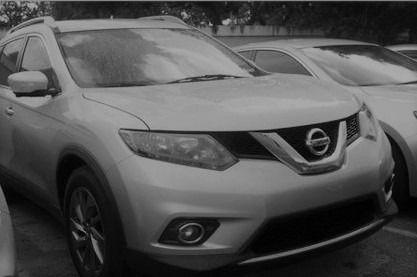 2014 Nissan Rogue   Sioux Falls, SD, Brilliant Silver (Silver)