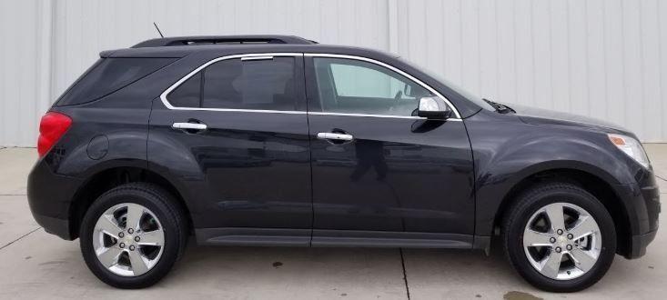 2014 Chevrolet Equinox | Sioux Falls, SD, Black (Black)